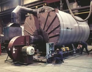 Boiler Retrofit
